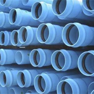 PVC-UH给水管厂家